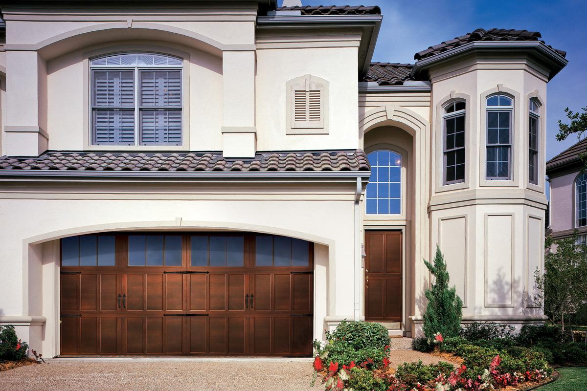 Residential Garage Doors Overhead Door Company Of Central Florida