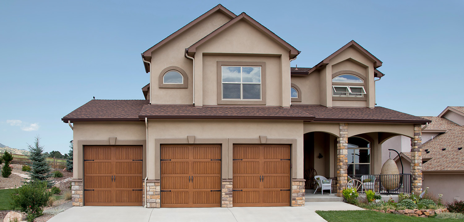 Residential Garage Doors. Impression Collection